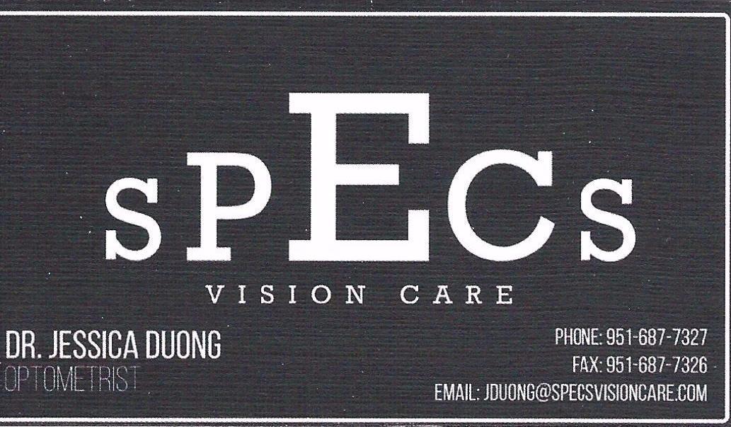 Specs Vision Care