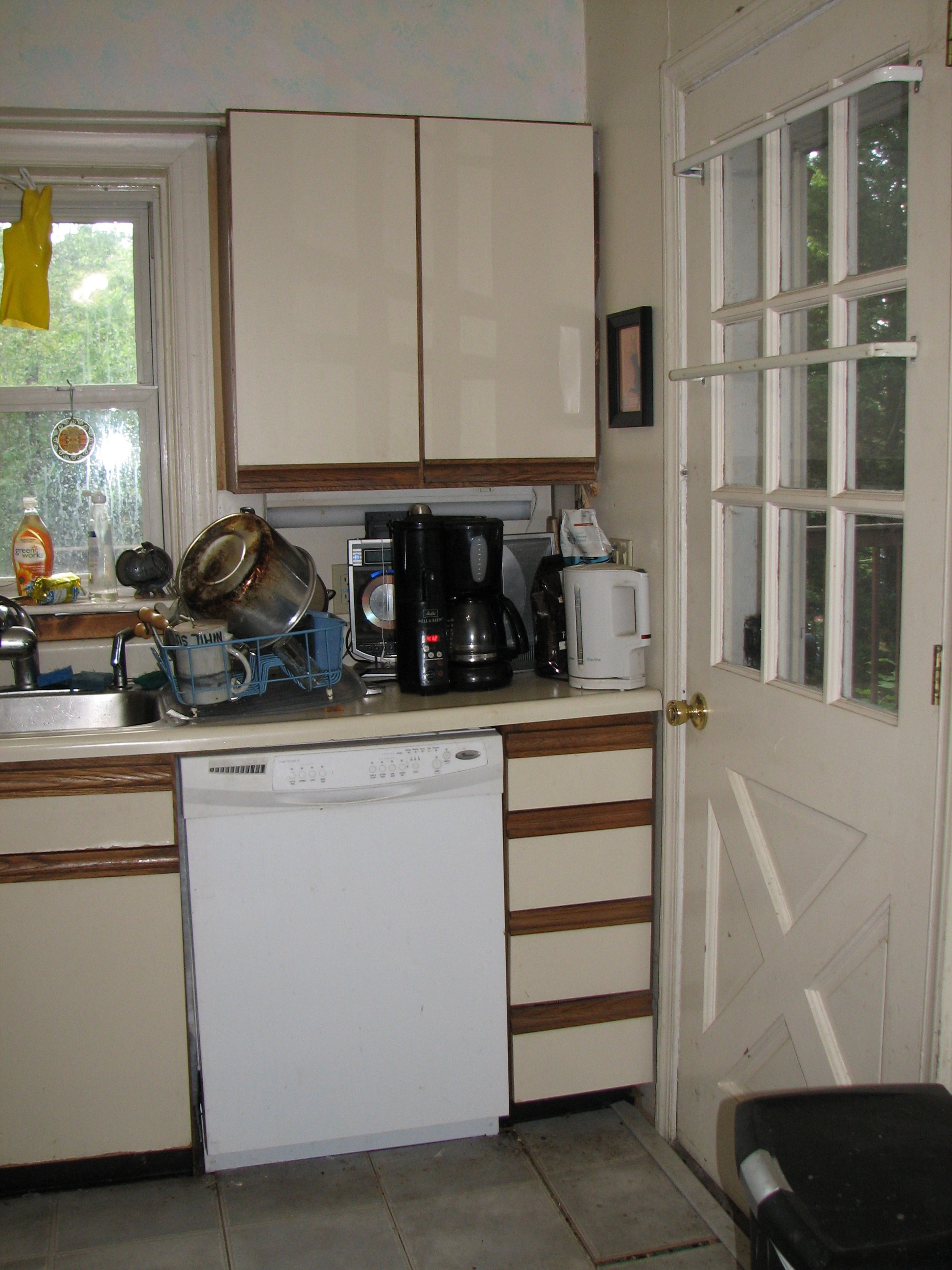 Case Study Fixing An Awkward Kitchen Your Personal