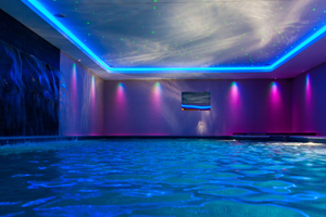 the latest thing in led pool lighting
