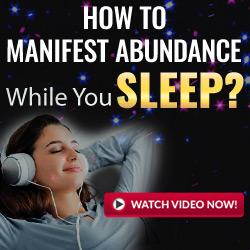 How to Manifest Abundance While You Sleep