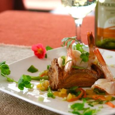 Seafood Feuilleté