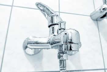 to fix shower faucet leak or replace