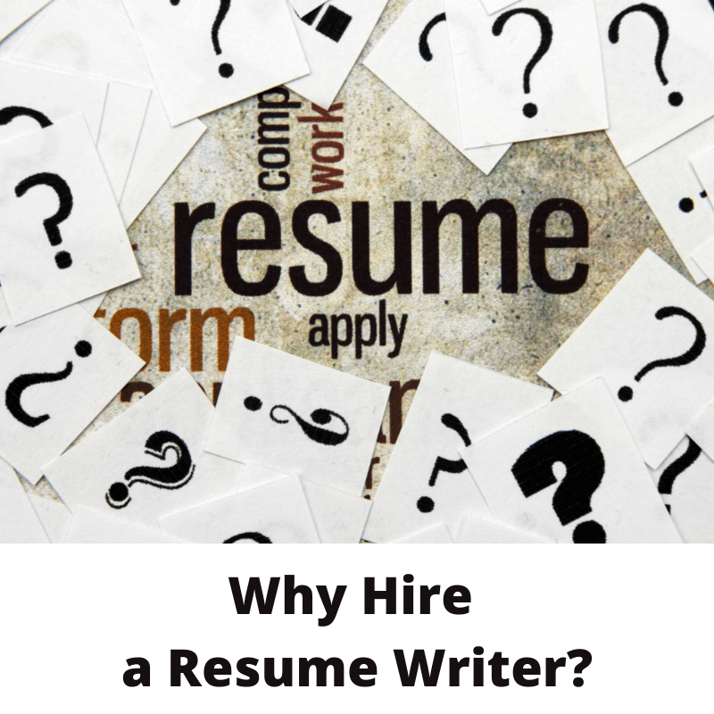 Copy of Why Hire a Resume Writer