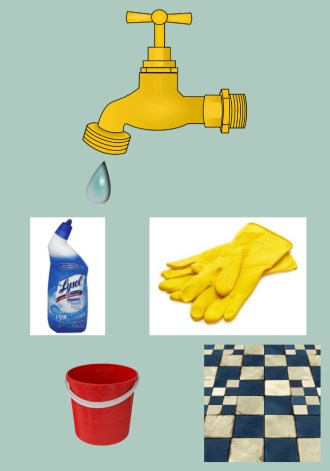 Supplies For Cleaning Grout, Your Real Estate Whisperer, Kristina Smallhorn