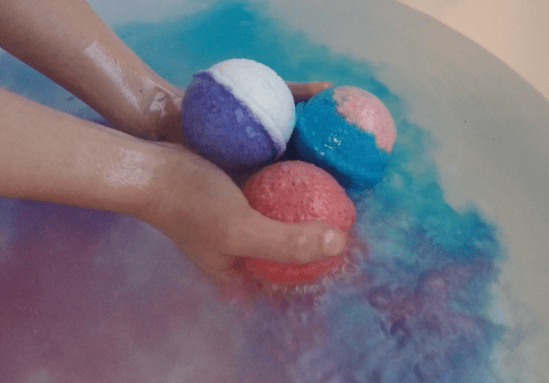 BATH BOMBS BY PHRESH, IN ASCENSION PARISH