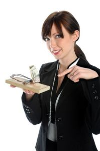 Bait and switch, misleading customers, savvy sales tip, transparency, relationship selling