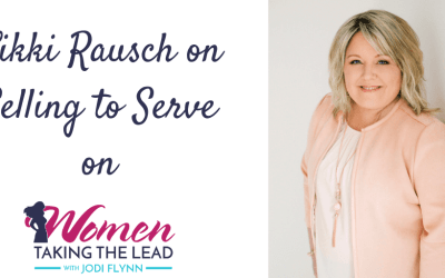 Selling To Serve: A Conversation With Jodi Flynn
