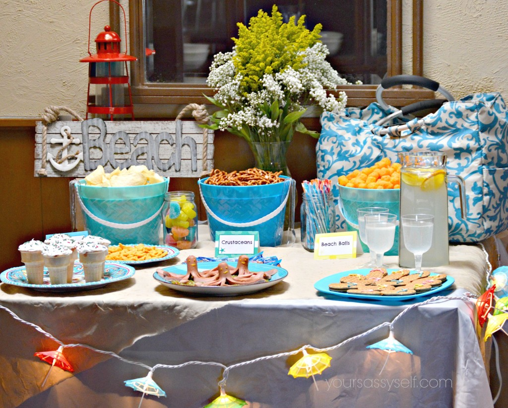 Fun Birthday Beach Party Ideas For Any Age