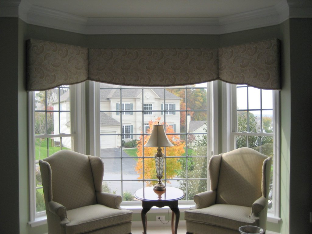Valances Bay Windows