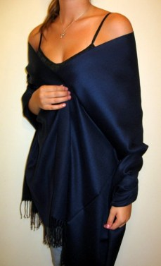 pashmina shawl style