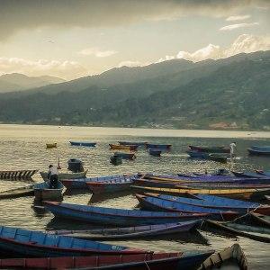 The Great lake, Pokorha, Nepal