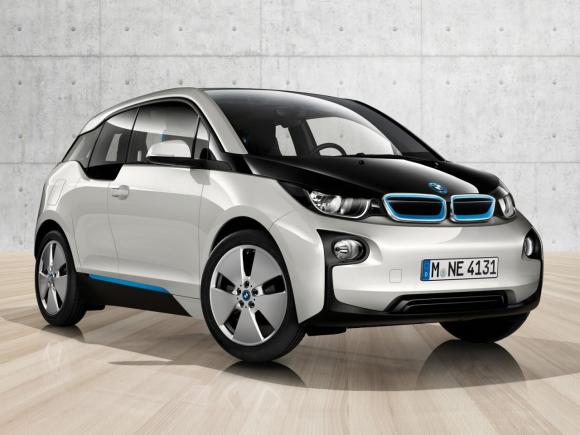 Apple BMW electric car