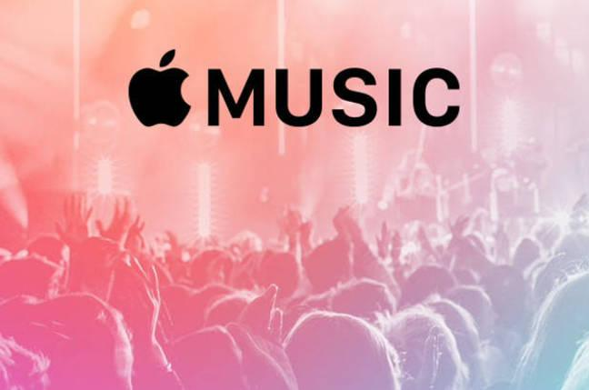 Apple music tim cook