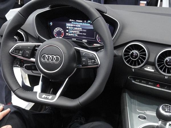 audi will offer refreshed audi a3 model with virtual cockpit