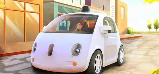 Google self driving driverless cars