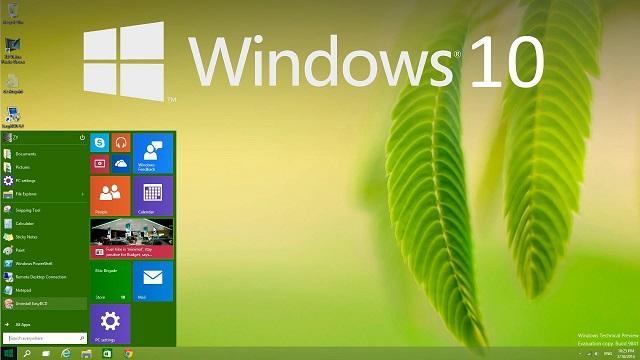 Microsoft Windows 10 Automatic Updates