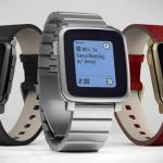 Pebble Time Smartwatch Boasts of More Features than Apple Watch
