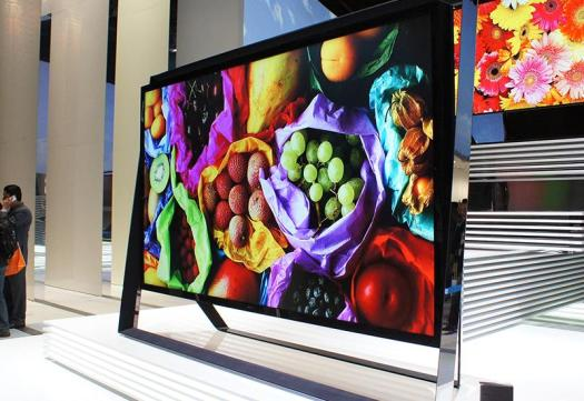Samsung JS7000 4KTV
