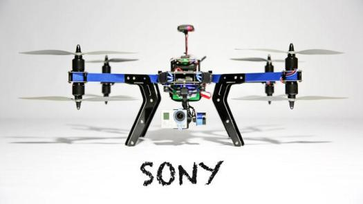 Sony Drones