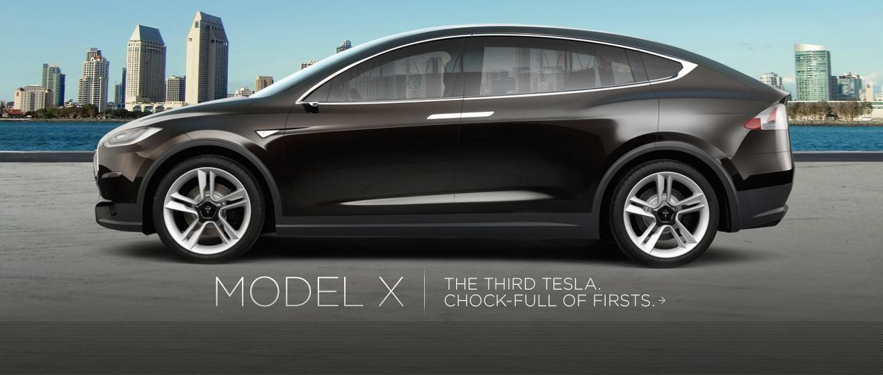 Tesla Model X Available for Order in Australia, the Company Expects More Female Buyers
