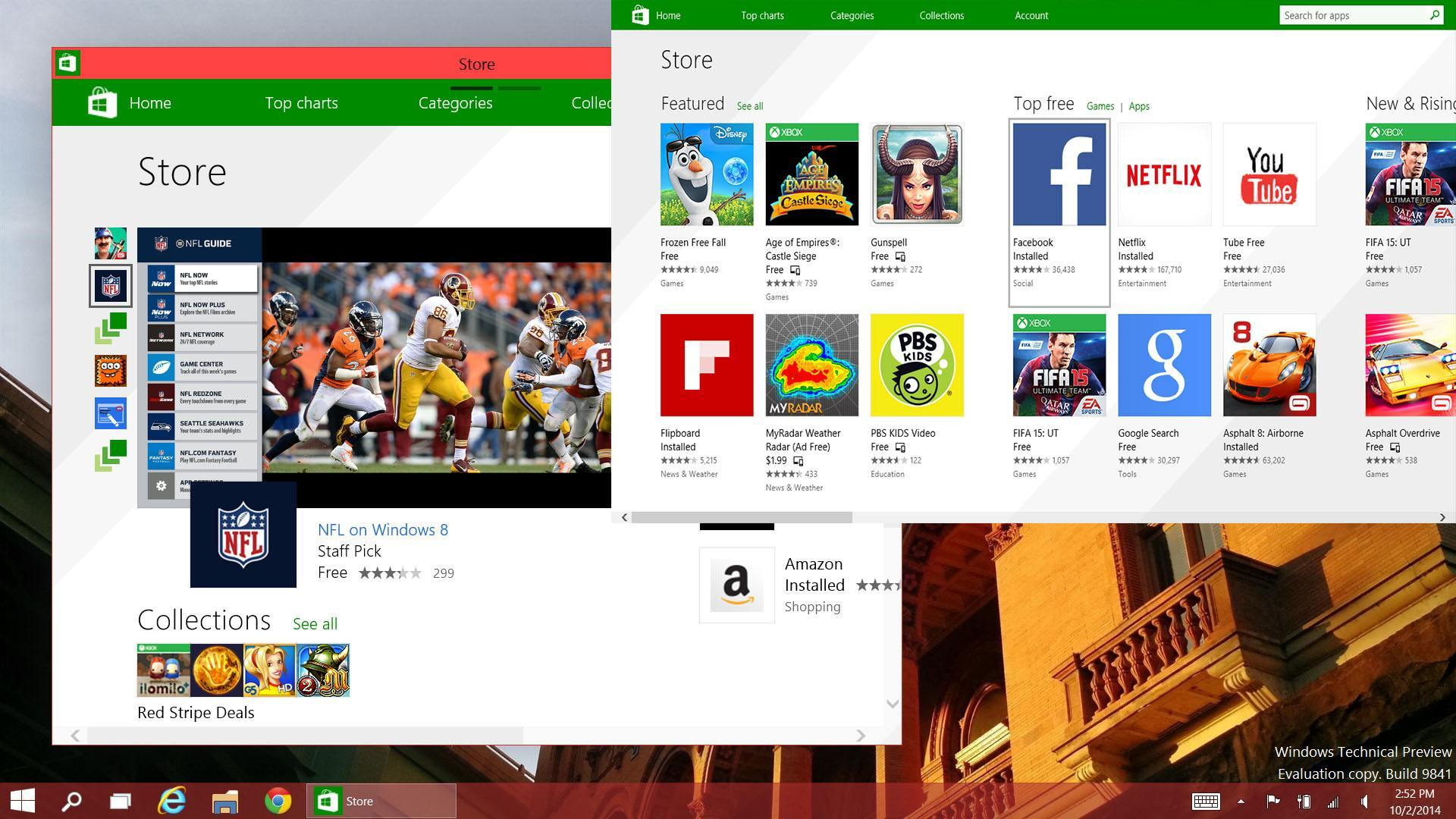 New Microsoft Windows 10 Store Aims to Unify PC Apps and Games Under One Roof