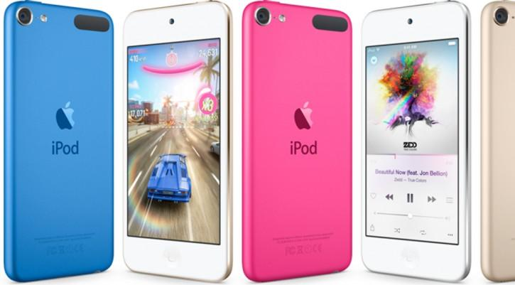 Apple's New iPod Touch, New Product or Income Stream?