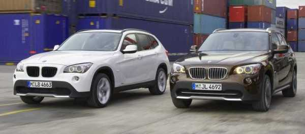 2016 BMW X1 7-Seater