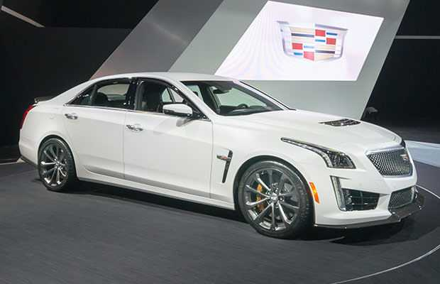 Cadillac CTS-V 2016 Edition is a BMW M5 Killer in Specs and Performance