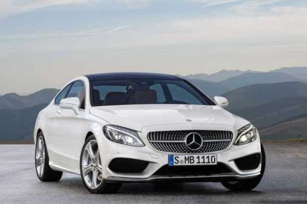 2016-Mercedes-C-class-Coupe