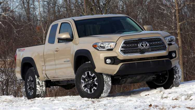 2016 Toyota Tacoma Receives a Major Overhaul, Expected to Boost Brand's Reach