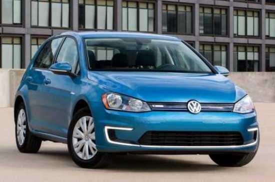 Volkswagen e-Golf 2016 Edition