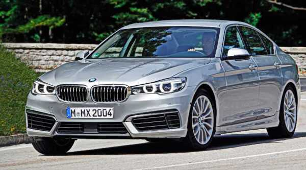 2017 BMW G30 5 Series Car