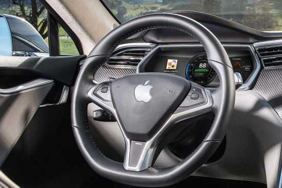 Apple iCar Rumors
