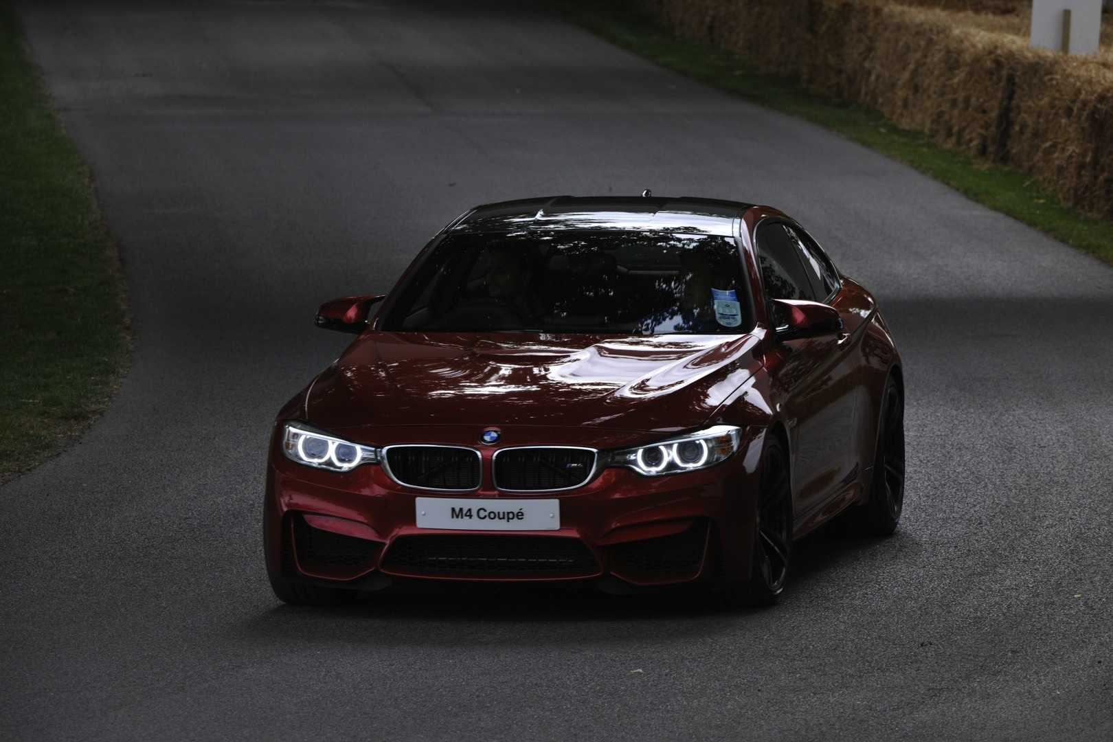 Most Wanted Bmw M4 Sports Coupe To Be Released Soon In The U S