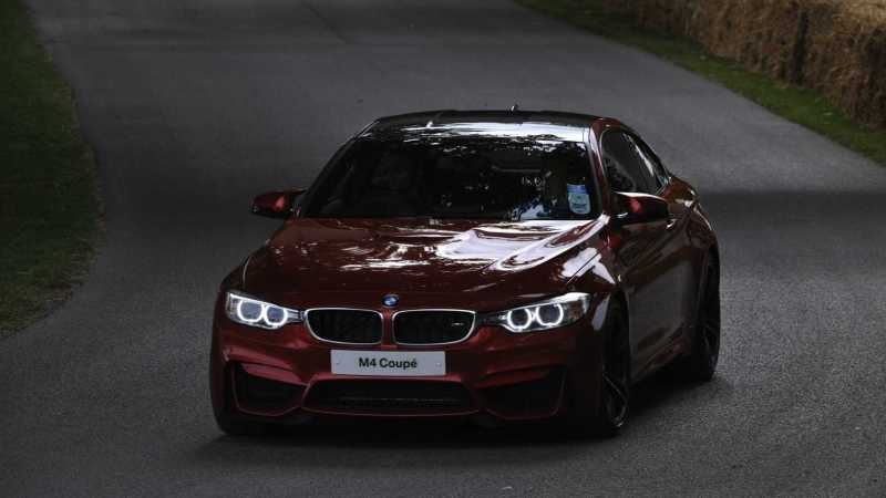 BMW M4 Sports Coupe