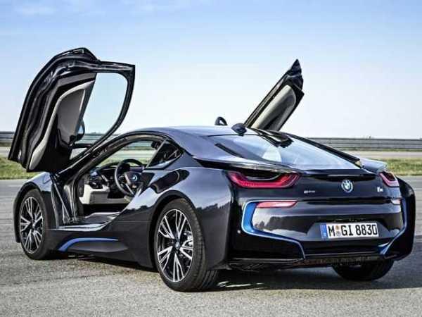 BMW i5 Electric Car Concept