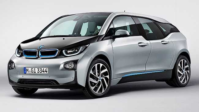 BMW i5 is an Upcoming Electric Luxury Sedan Designed to Beat Tesla's Model S