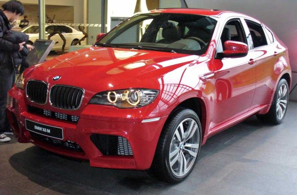 BMW X6 M Receives an Upgrade with F410 Spec2 Wheels