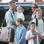 The Beckham Couple Found Spending Family Weekend Time With Kids