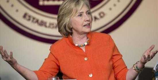 Hillary Clinton Private Data Wiped Off