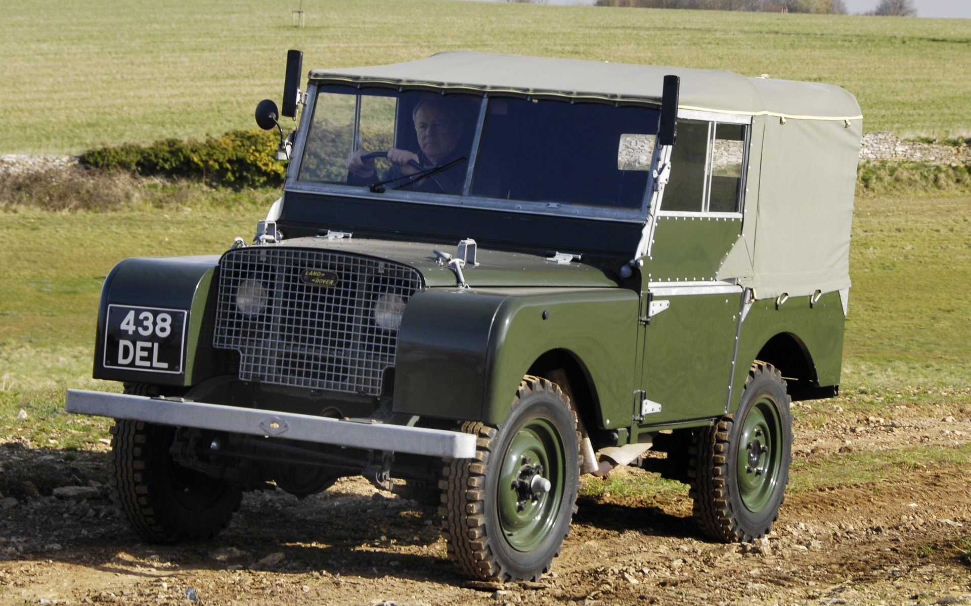 60 Years and Counting the Land Rover Defender Continues to Shine