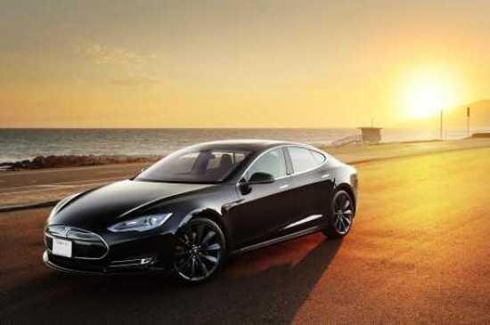 Tesla Model S bug