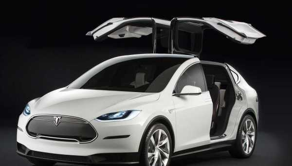 Tesla Model X Electric SUV