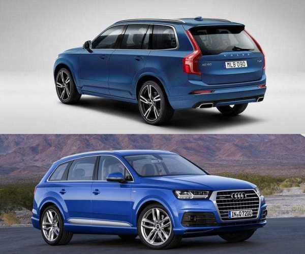 Volvo_XC90, Audi_Q7