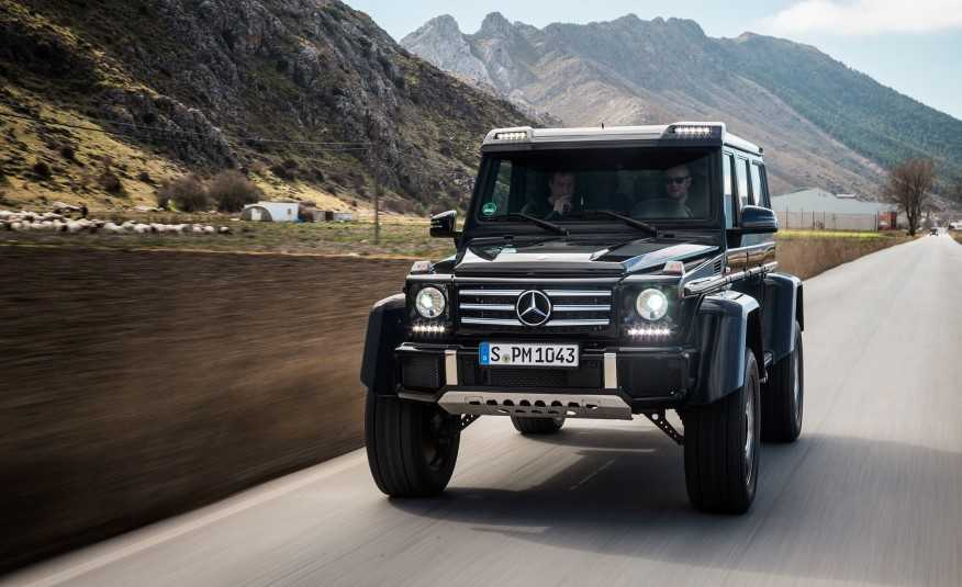 Mercedes Benz G Class 2016 Edition Specs and Official Pricing Confirmed