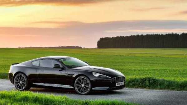 007 Bond Edition DB9 GT