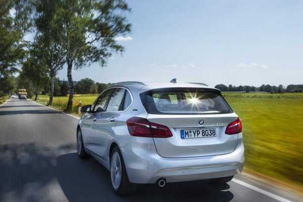 2015 BMW 225xe Active Tourer