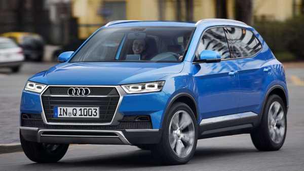 2016 Audi Q1