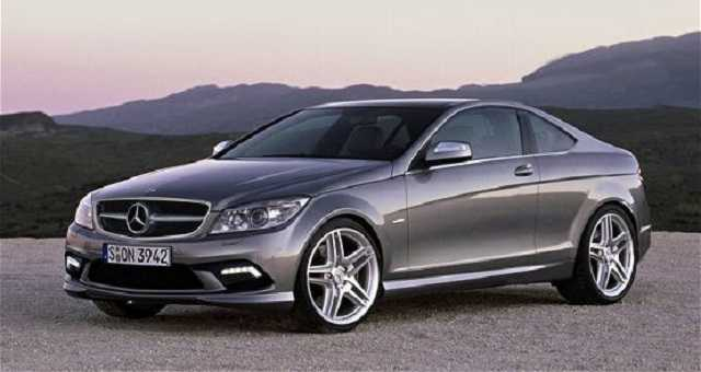 2016 Mercedes C-Class Coupe – 503hp Luxury Coupe on a Budget Breezes in Frankfurt