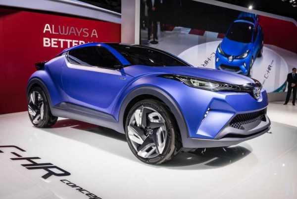 2016 Toyota C-HR